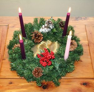 Family Advent Wreath Workshop @ The Orange Spot Coffee Shop | North Charleston | South Carolina | United States